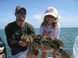 Florida Keys Jewfish (Goliath Grouper)