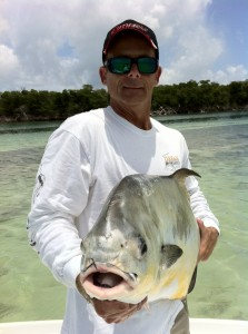 Key West flats fishing With Dream Catcher Charters
