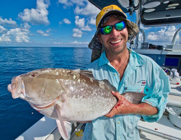 Key West Recipe's: Island Genn's Famous Key West Fried Grouper ...