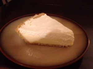 Island Genn's Key Lime Pie
