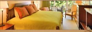 Lanai Room at the Pier House Resort and Caribbean Spa