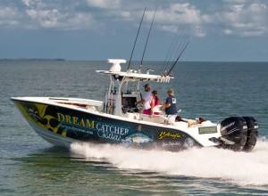 Key West Charter Boat  32' Yellowfin