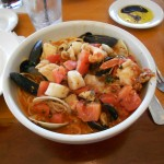 Abbondanza Seafood Pasta