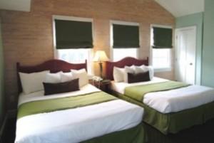 Albury Court two queen bed room