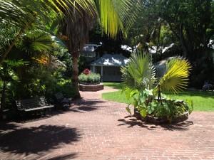 Oldest House Garden