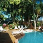Douglas House Pool