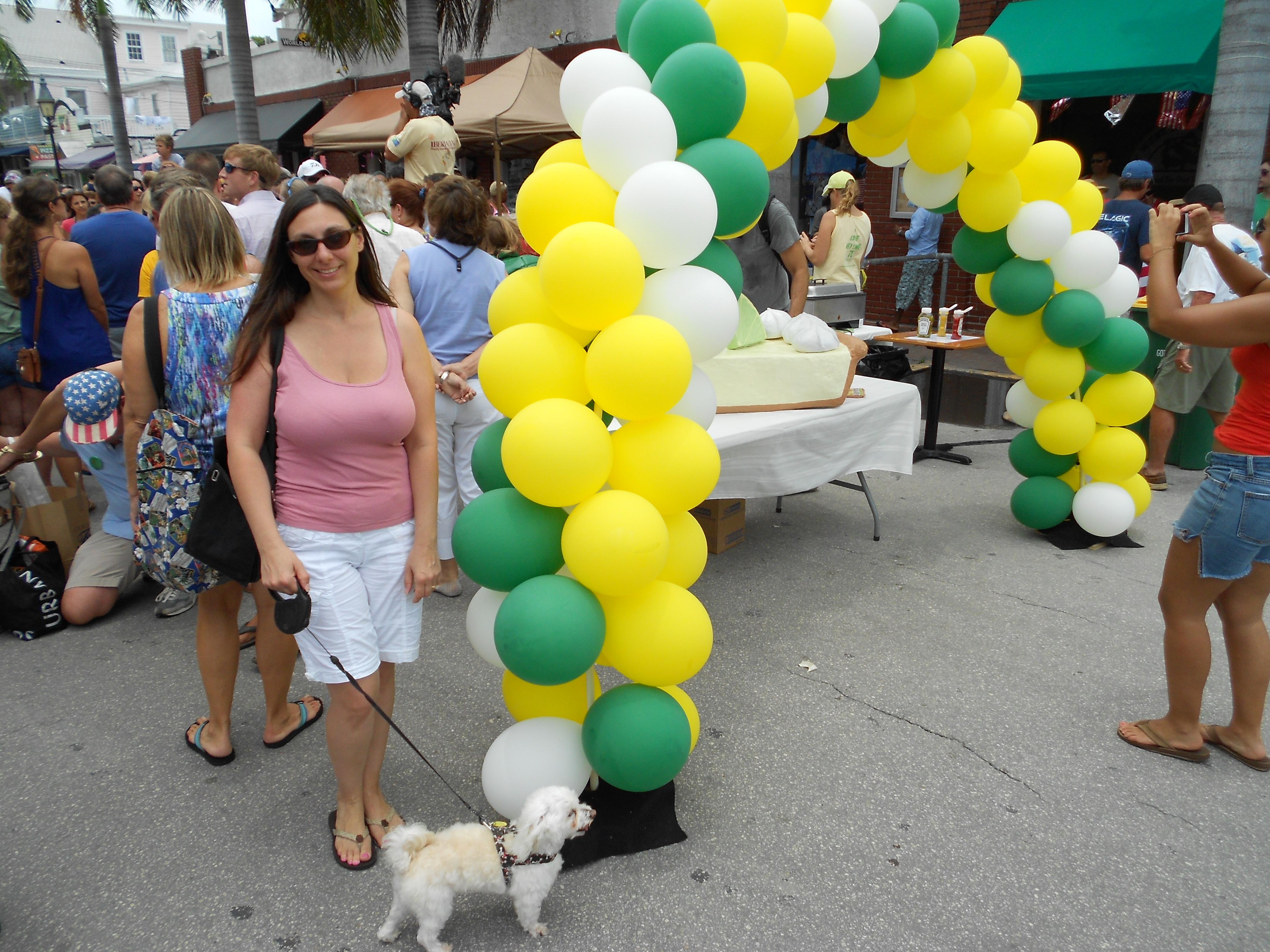 Island Genn Indiana Bones Key Lime Festival 2013