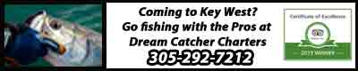 Dream Catcher Charters offers visitors to Key West for Special Events Fishing Charters. Save Money and Have A Better Time Booking Direct.