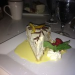 Cannoli Cake at Square One