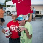 Volunteer and attendee of the Taste of Key West Event.