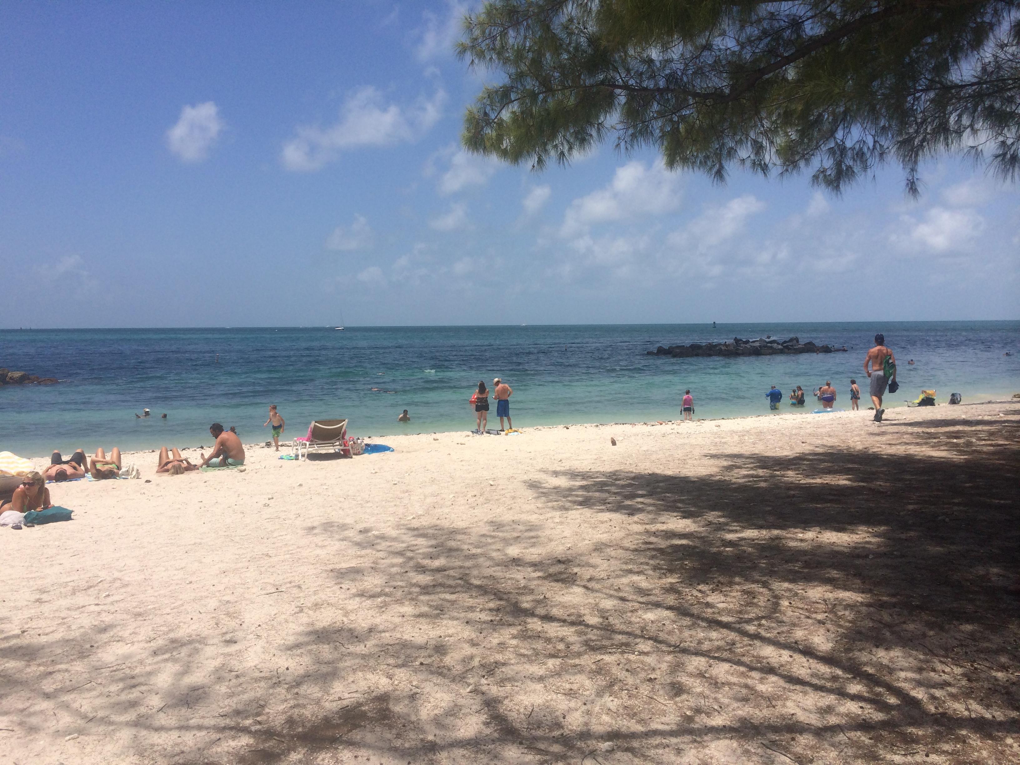 Fort Taylor Beach Key West