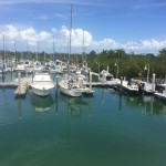 Sunset Marina, home to Dream Catcher Charter.