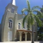 The beautiful basilica, Saint Mary Star of the Sea.