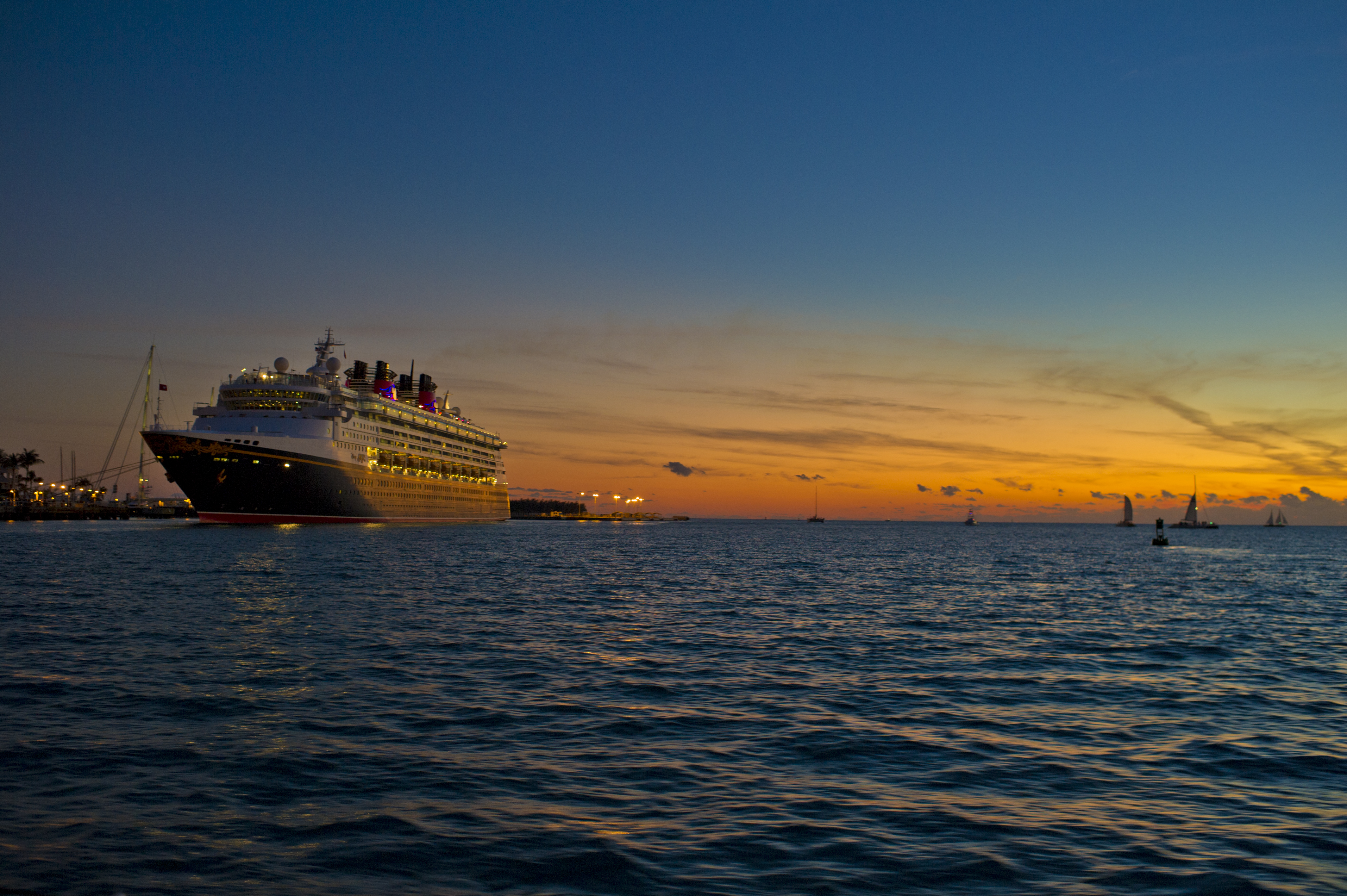 A Key West Guide For Cruise Ship Passengers The Key Wester A - Key west cruise ship calendar