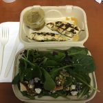 Bier Boutique Big Salad with grilled chicken