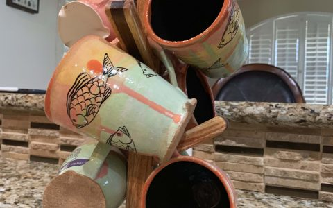 key west pottery mugs