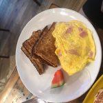 ham and cheese omelette moondog cafe key west
