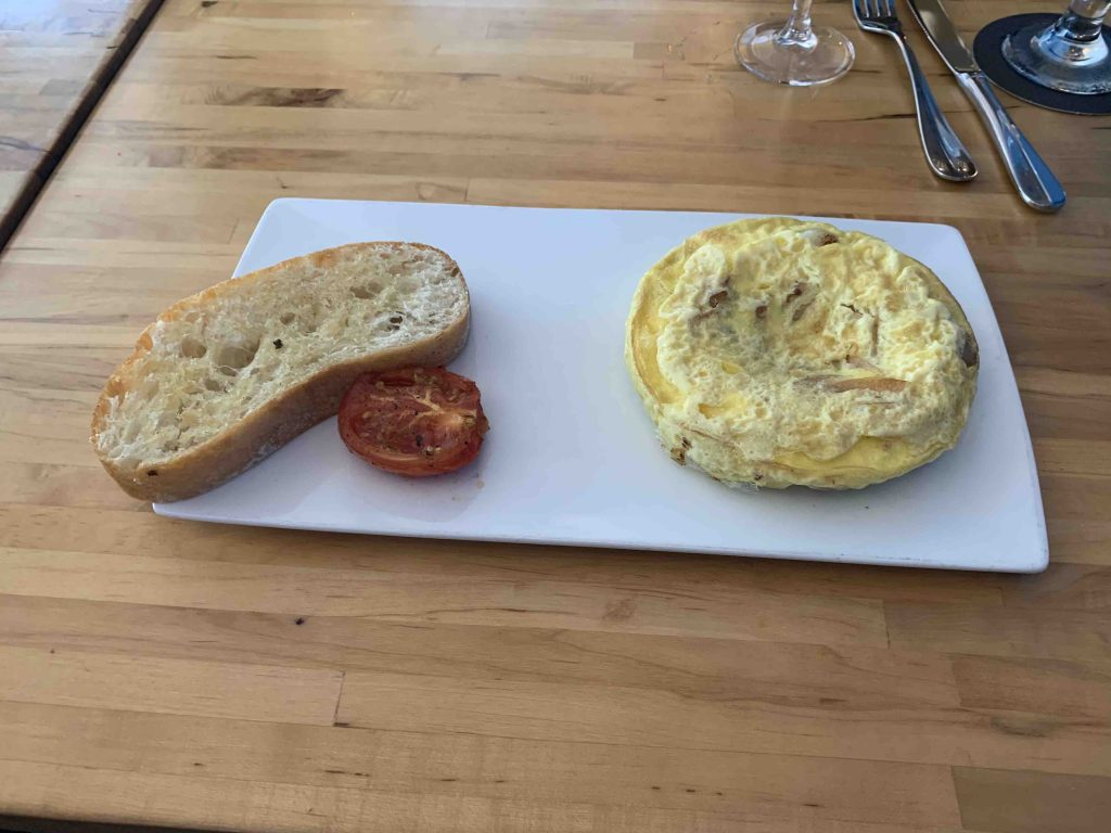 frittata Azur key west