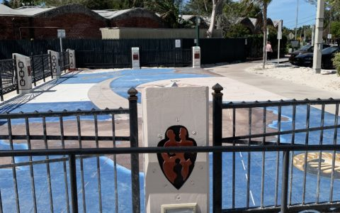 African Cemetery at Key West Higgs Beach