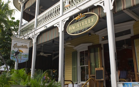 restaurants, places to eat, key west, bagatelle,
