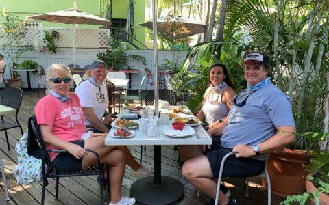 breakfast Croissants de France Key West coronavirus