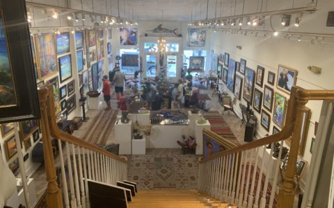 gallery on greene key west