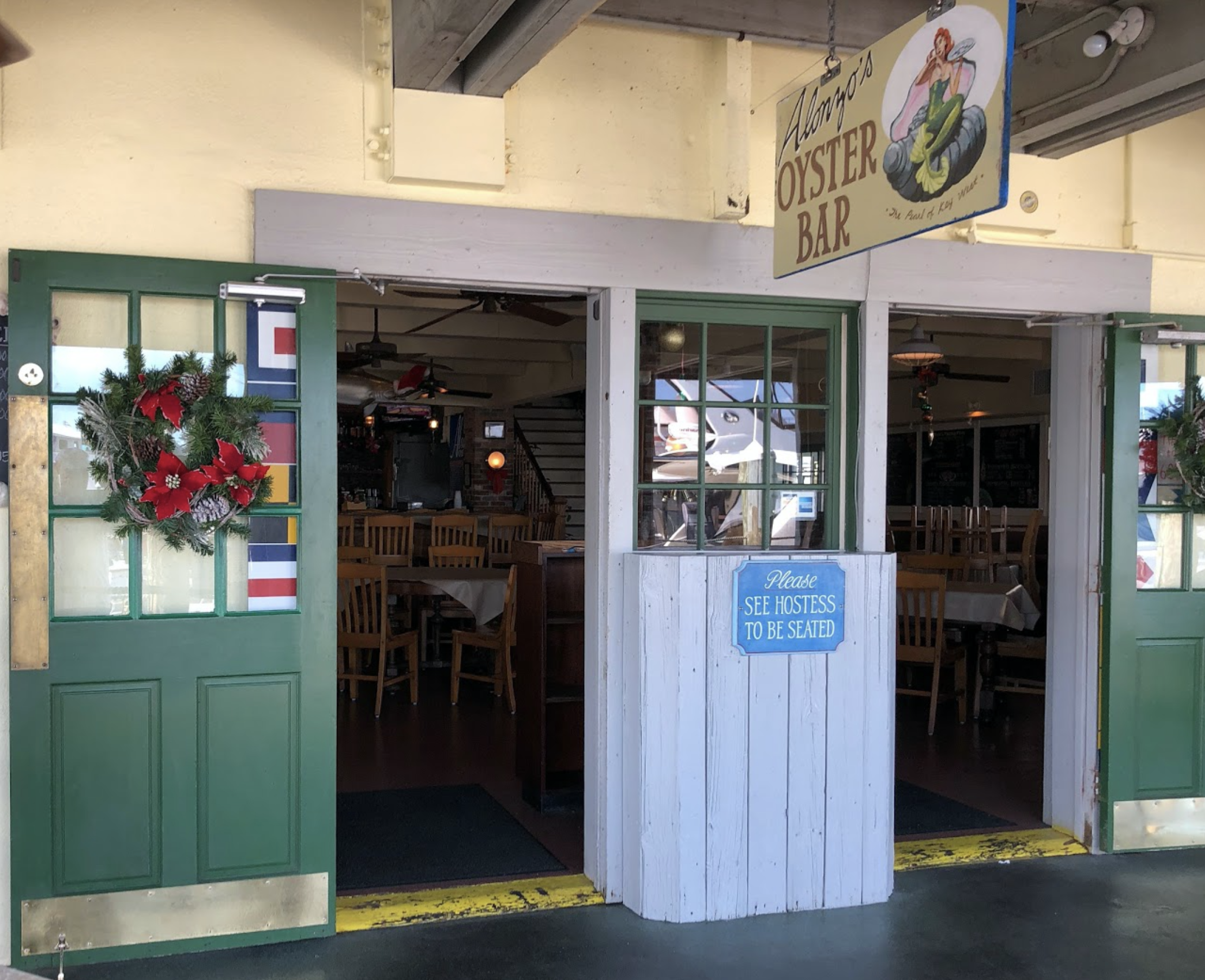 Alonzo's Oyster Bar Key West