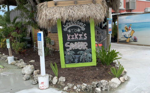 kiki's sandbar lower keys